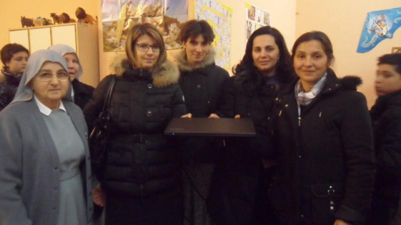 Nel centro storico di Cosenza per un aiuto concreto alle ragazze madri